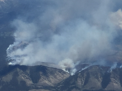 More Forest Fires Start – Jackson Hole Radio